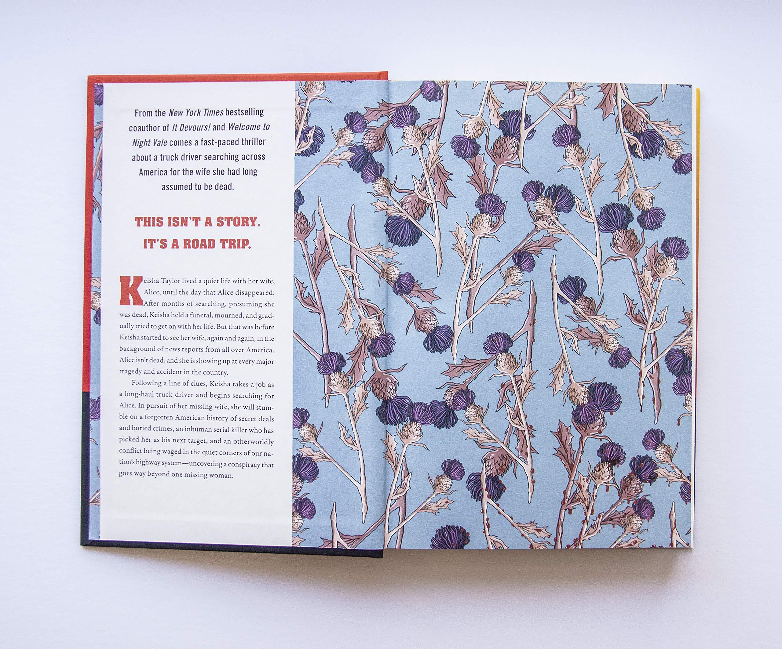 Alice Isn't Dead A Novel  Fink, Joseph Amazon.de Bücher