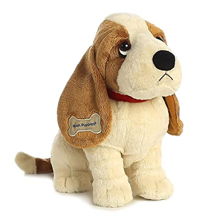 Amazoncom Aurora World Hush Puppies Classic Basset Hound 10