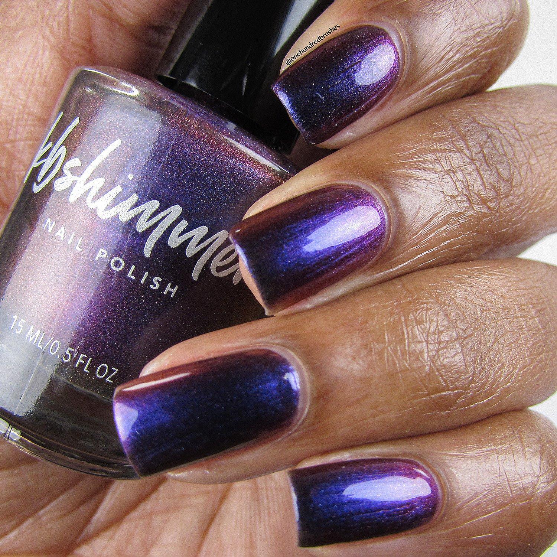 Amazon.com : Pigment Of My Imagination Multichrome Nail Polish- 0.5 ...