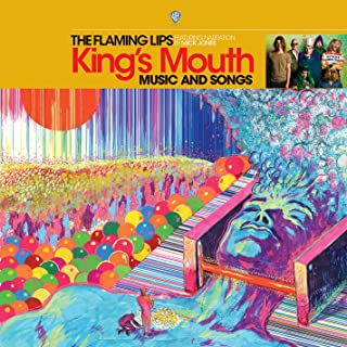 Book Cover: King's Mouth