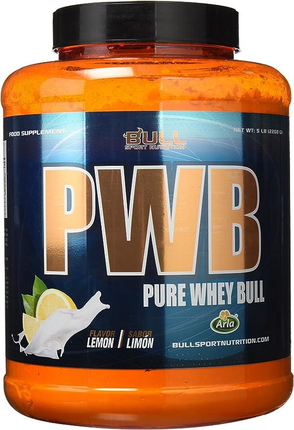 Bull Sport Nutrition PWB Pure Whey Bull Proteínas de Suero de ...