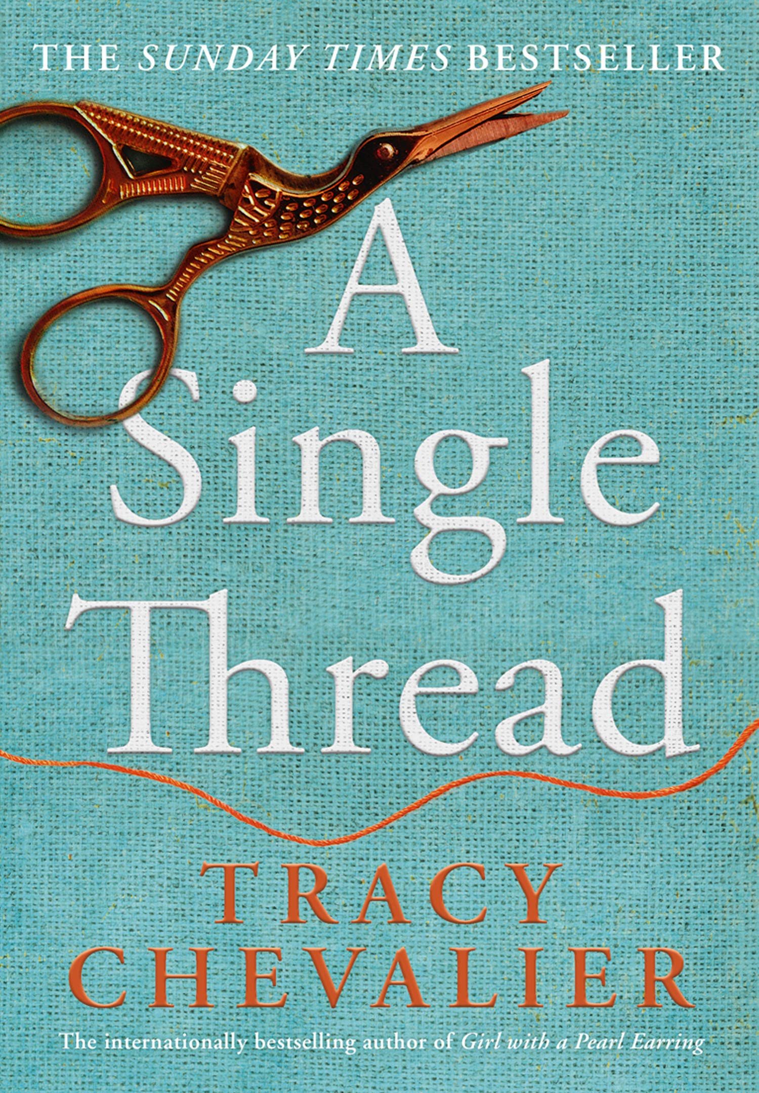 A Single Thread: The Sunday Times Bestseller: Amazon.co.uk ...