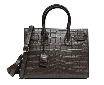 ebd6a10a069 Image Unavailable. Image not available for. Color: YSL Saint Laurent Small  Sac ...