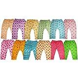 KIFAYATI BAZAR Kid's Cotton Multicolour_Small (Pack of 12)