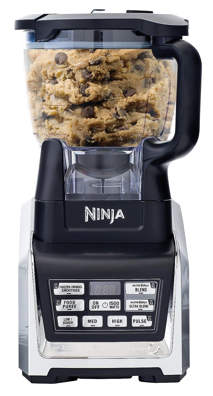 Nutri Ninja Ninja sistema de licuadora con Auto-IQ, incluye ...