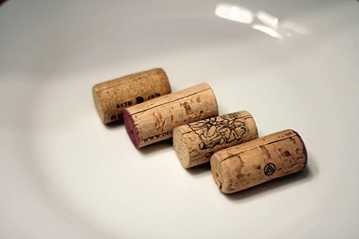 Amazon Custom Listing Set Of 150 Wedding Wine Cork Place Card