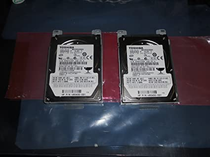 Toshiba MK2552GSX 25quot 250GB 5400RPM SATA Internal Laptop Hard Drive