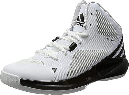 adidas - Zapatillas de baloncesto para mujer blanco, - blanco, 42 ...