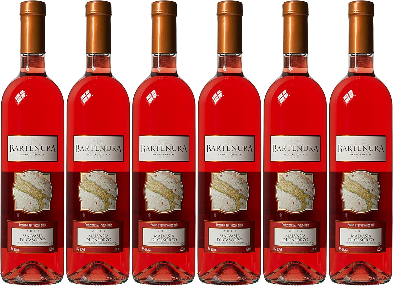 Bartenura Malvasia Di Casorzo Nv 75 Cl Kosher Case Of 6 Amazon Co Uk Grocery