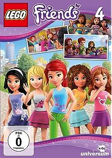 Lego Friends 5 Amazonde Dvd Blu Ray