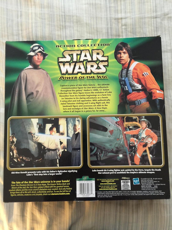 Star Wars 12 100th Figure Luke Skywalker