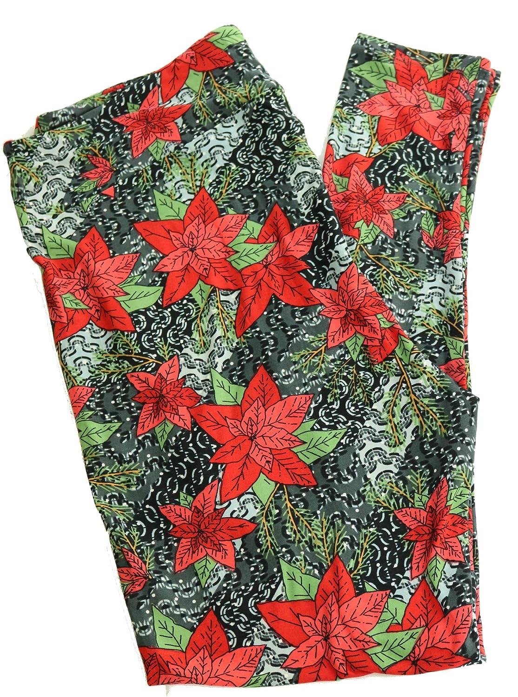 7f6bbffde1ff3 Lularoe Leggings - Tall & Curvy (TC2) (18+) (4th of July) at Amazon Women's  Clothing store: