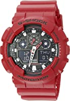 G-SHOCK Men's GA-100 Limited Edition Watch