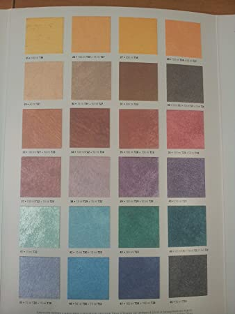Colori per pareti colori per interni pareti effetti - Pittura decorativa pareti ...