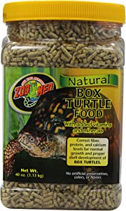 Royal Pet Supplies Inc Zoo Med Natural Box Turtle Food