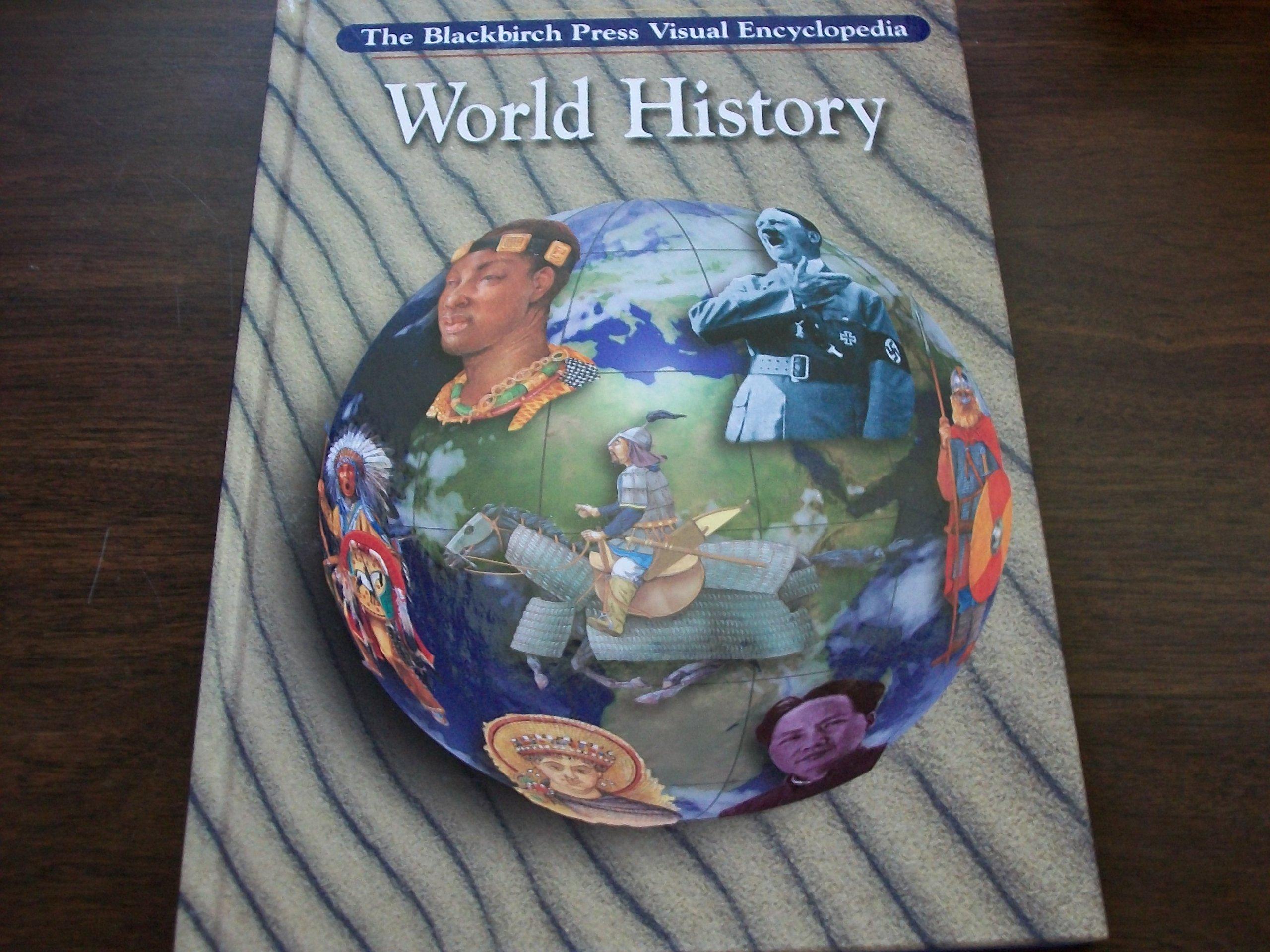 Download Blackbirch Visual Encyclopedias - World History PDF
