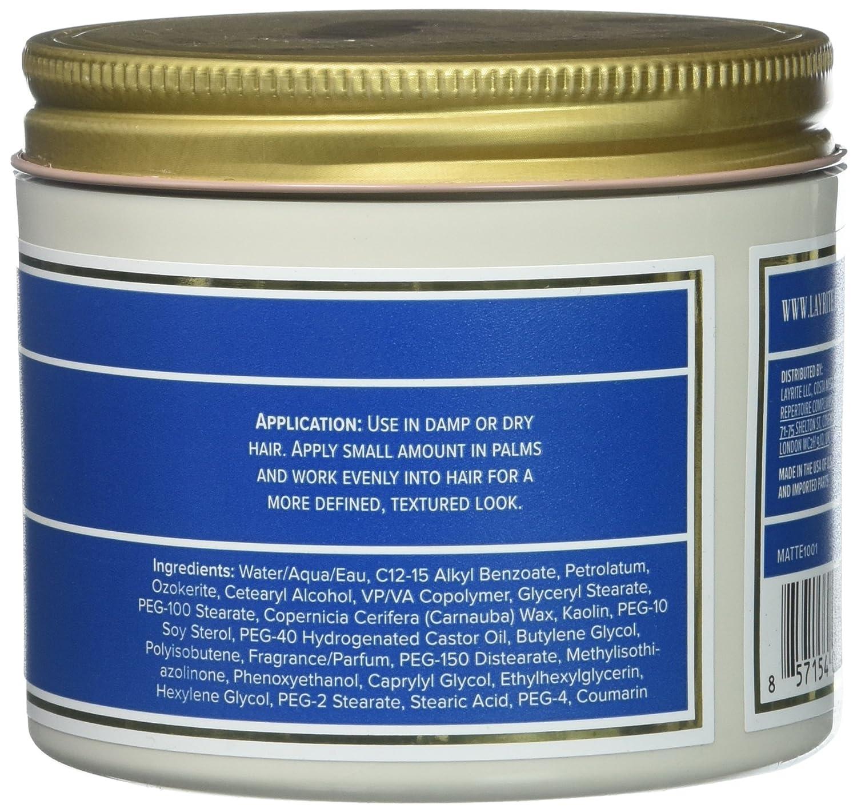Layrite Natural Matte Cream, 10.5 Oz.
