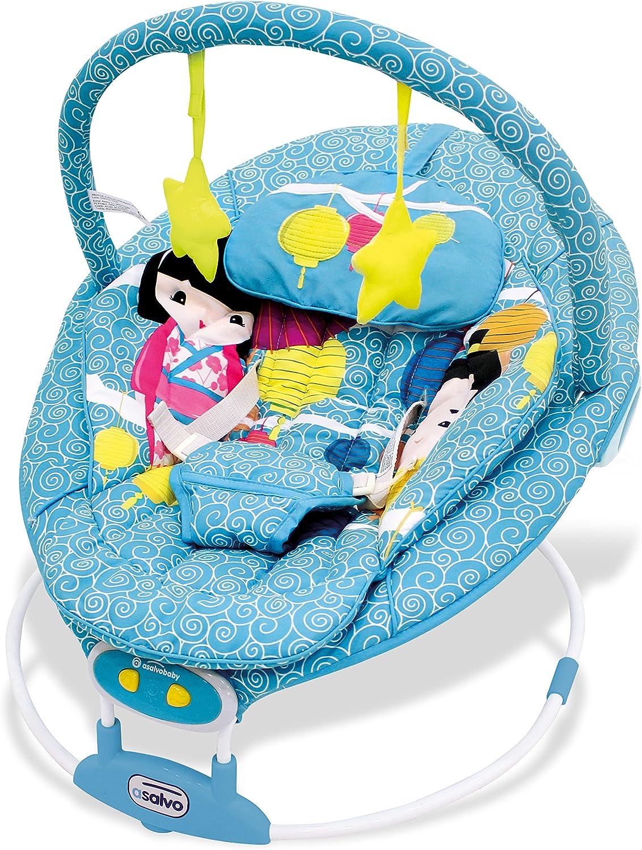 Asalvo Excellent - Hamaca para bebés Excellent, diseño kimono ...