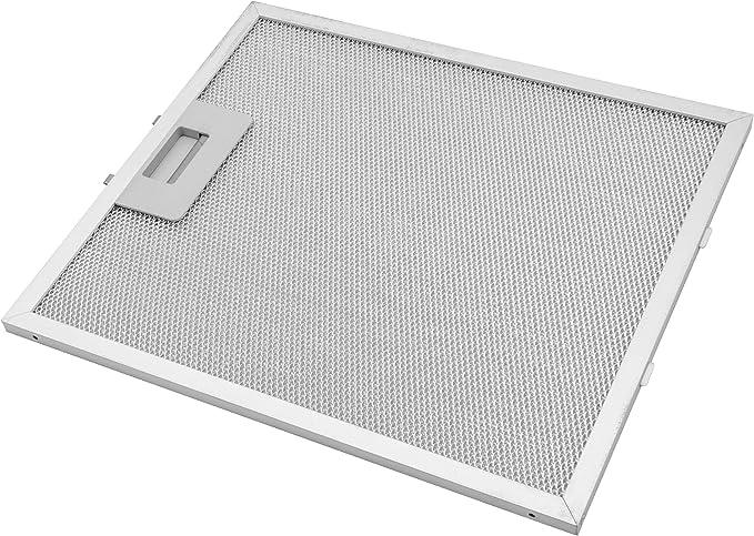 vhbw Filtro metálico para grasa, filtro permanente 30,55x 26,75x 0,85cm repuesto para Elica 93952919, GRI0009219A, KIT0010805 para campanas: Amazon.es: Grandes electrodomésticos