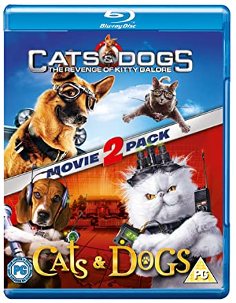 Amazon.com Cats \u0026 Dogs 1 \u0026 2 Movies \u0026 TV