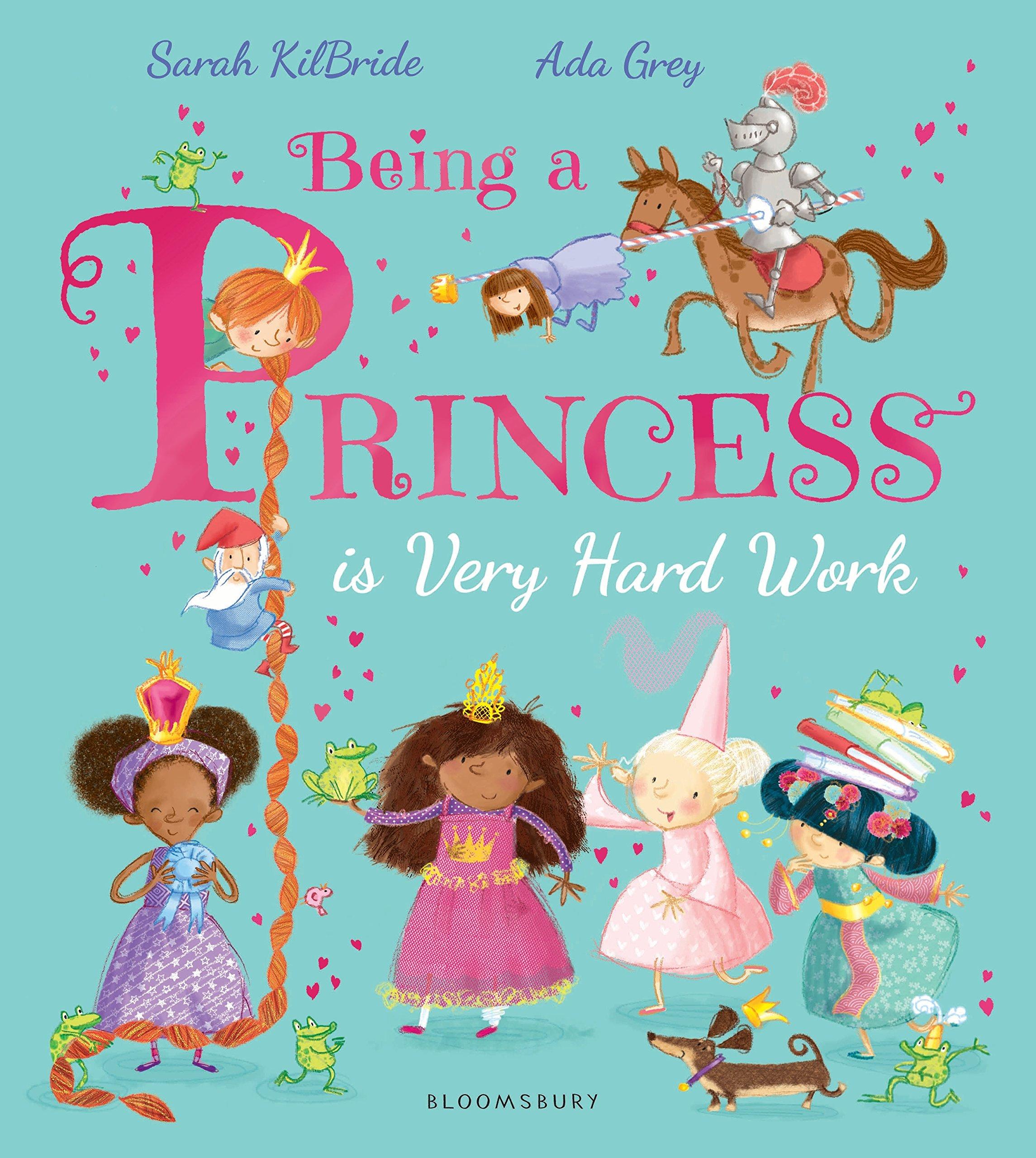 Being a Princess is Very Hard Work PDF