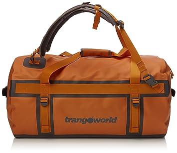 Trango Sira - Mochila, color naranja / marrón: Amazon.es: Deportes y aire libre