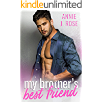 My Brother's Best Friend (Holiday Romances Book 3)