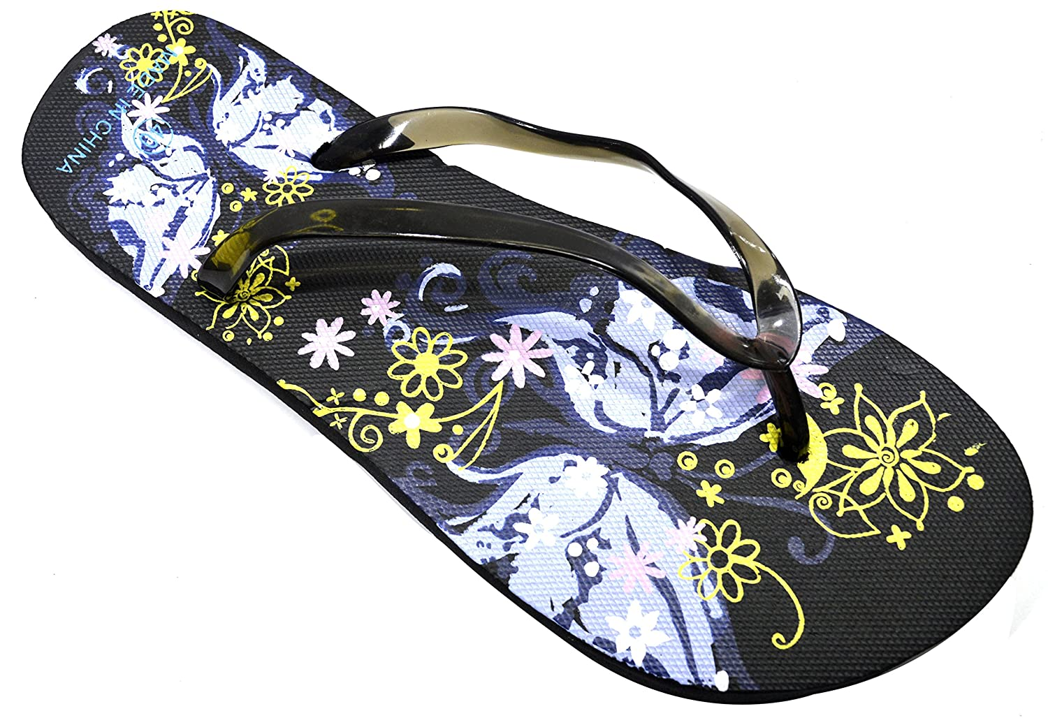 46882980f8b OCTAVE® Ladies Summer Beach Wear Flip Flops Collection Various Styles    Colours  Amazon.co.uk  Clothing