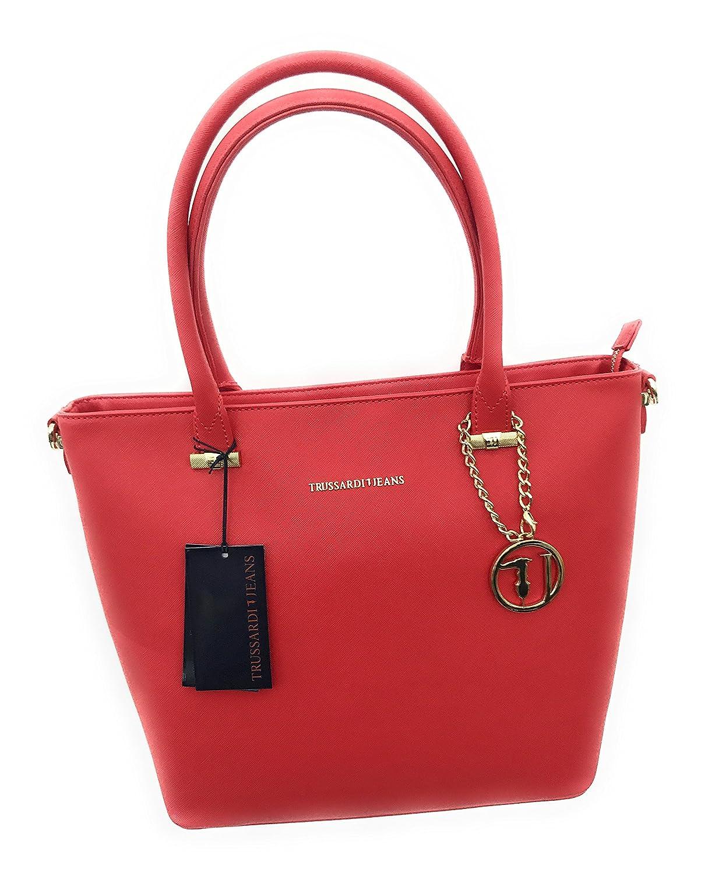 776c929a81 BORSA DONNA levanto ecosaffiano shopping bag BROWN 75B000031Y090122.B200:  Amazon.it: Scarpe e borse