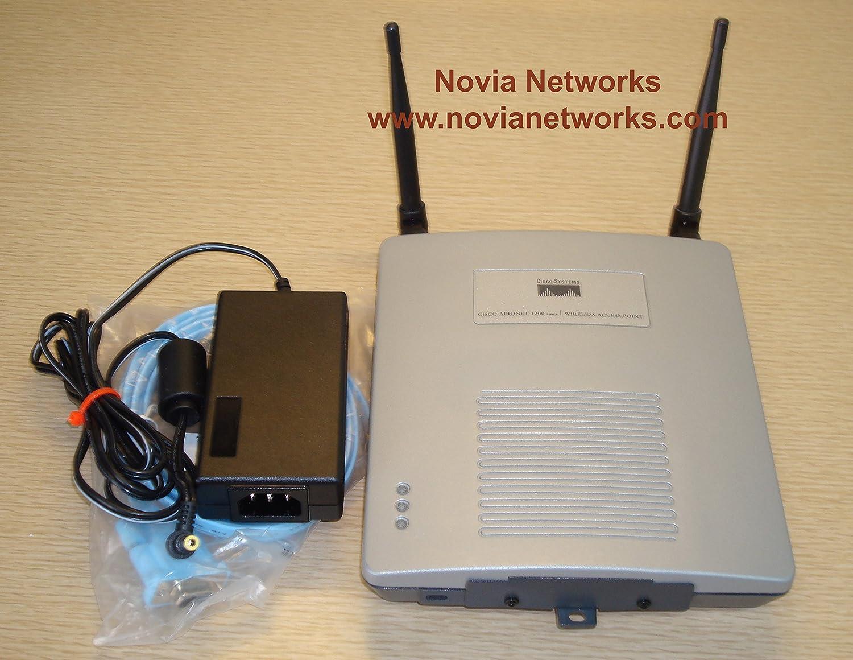 Cisco Aironet 1200 Series Wlan Access Point 54 Mbit Computer Zubehör