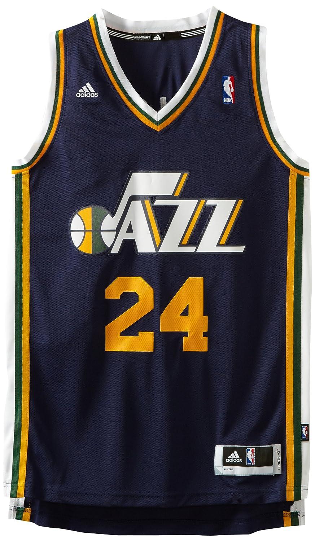 239167bc455 Amazon.com : NBA Utah Jazz Swingman Jersey Paul Millsap #24 Jazz, X-Large :  Sports Fan Jerseys : Sports & Outdoors