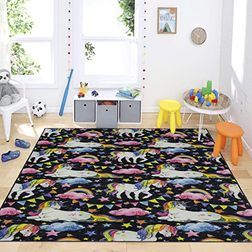 Deal of the week: Mohawk Home Unicorn Wish Area rug