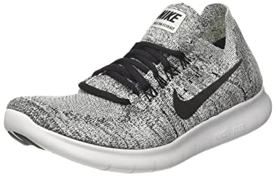 843038b9a338 Image Unavailable. Image not available for. Color  Nike Women s Free RN Flyknit  2017 ...