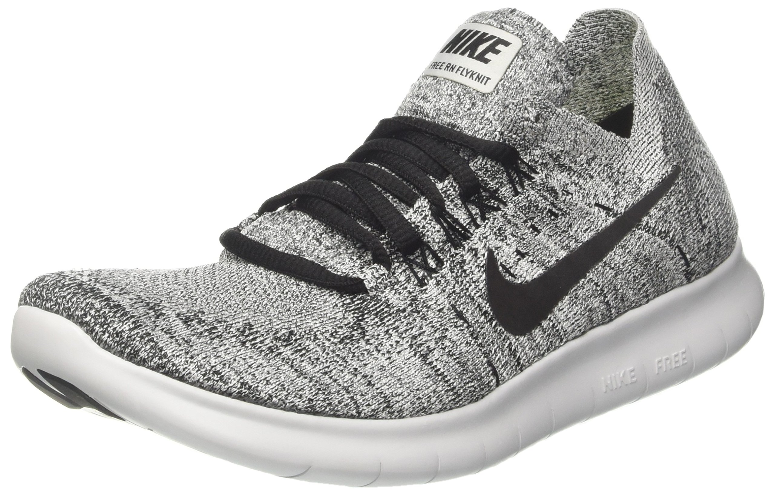 a53ce6af9e27 Galleon - Nike Free RN Flyknit 2017 Womens Running Shoes (8 B(M) US)