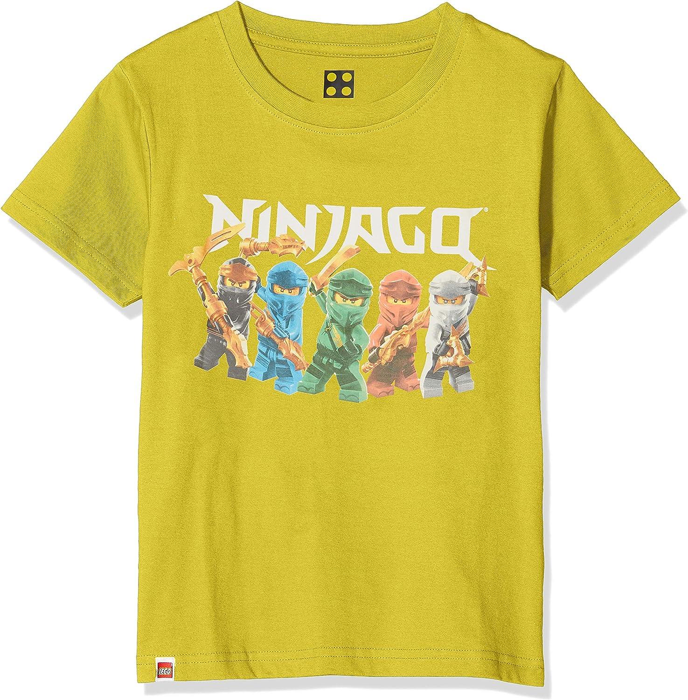LEGO Jungen cm Ninjago T-Shirt T-Shirts