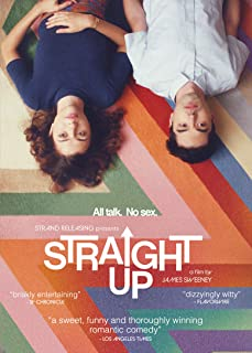 Book Cover: Straight Up