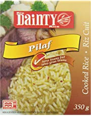 Dainty Pilaf Canned Rice, 12-Count