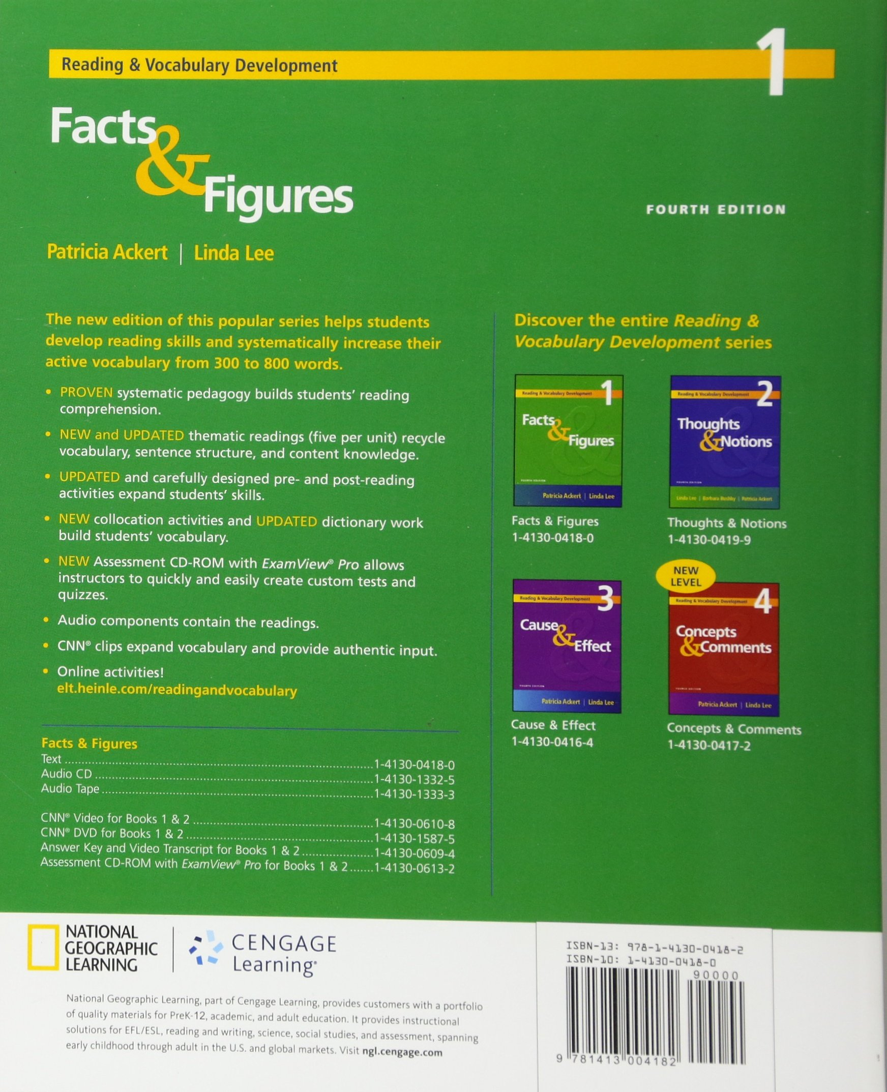 FACTS AND FIGURES PATRICIA ACKERT PDF DOWNLOAD