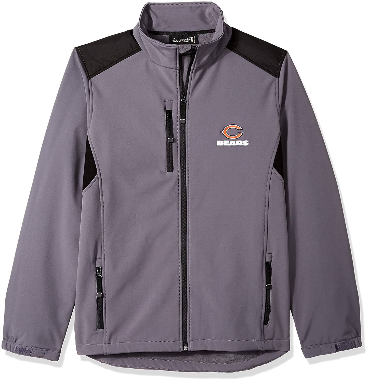 new concept ed7dc e5ce6 Dunbrooke Apparel Men's Softshell Jacket