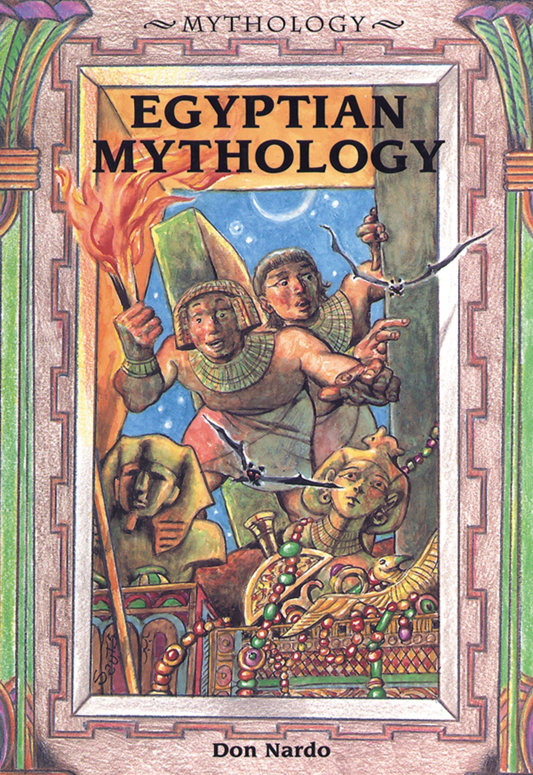 Download Egyptian Mythology pdf