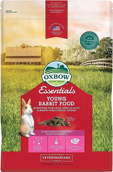 Oxbow Animal Health Bunny Basics Essential