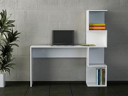 Escritorio para ordenador de escritorio, moderno y sencillo, para ...