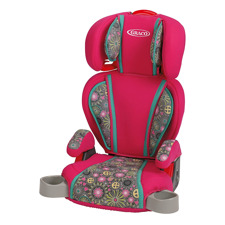 Amazon.com : Graco Highback TurboBooster Car Seat, Ladessa : Child ...
