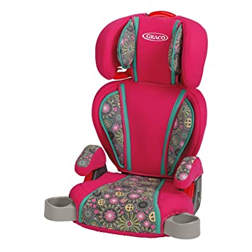 Graco Highback TurboBooster Car Seat Ladessa