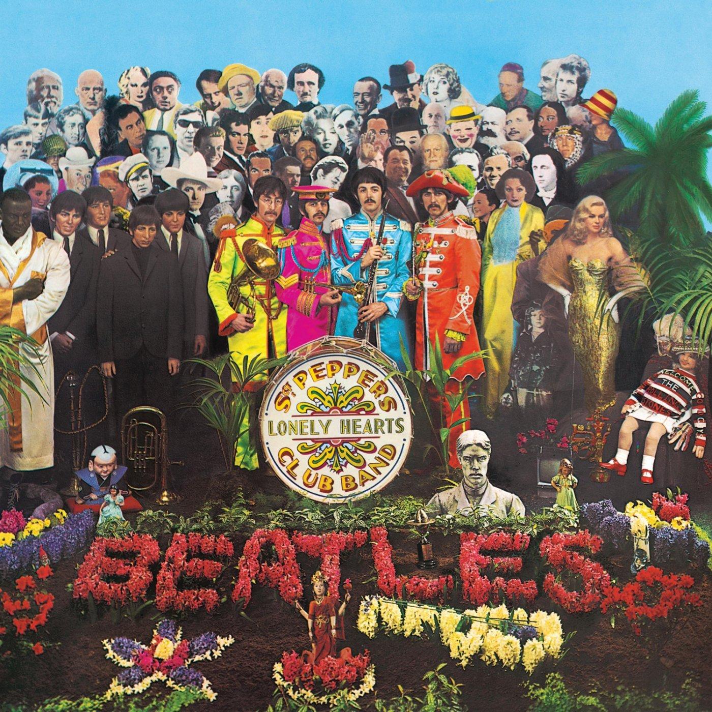 Resultado de imagen para Sgt. Pepper's Lonely Hearts Club Band