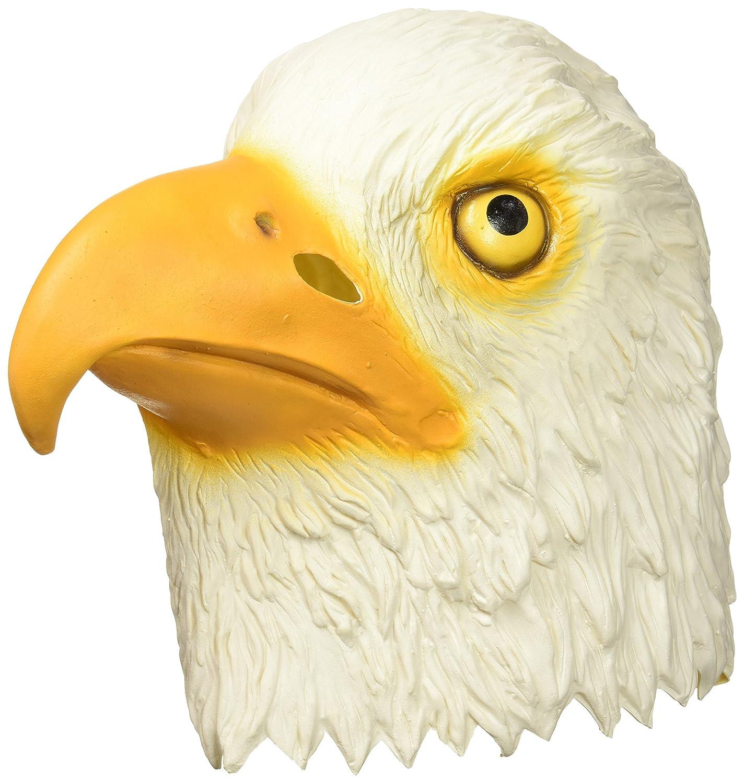 Amazon accoutrements bald eagle mask toys games rubansaba