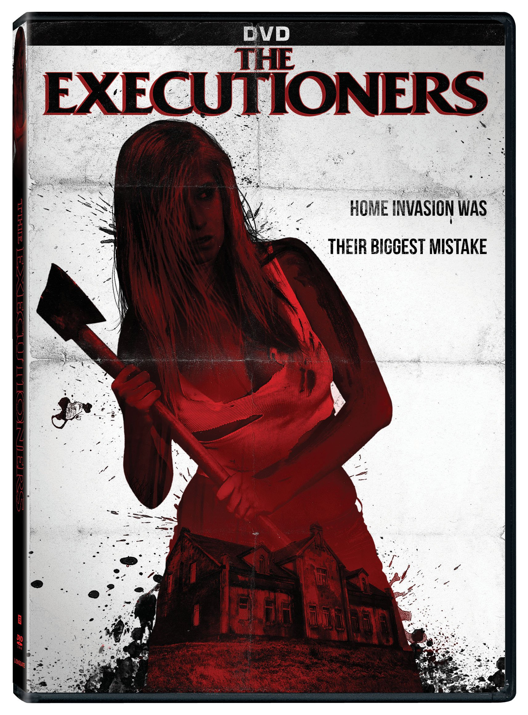 DVD : The Executioners (Widescreen, Subtitled, Dolby, AC-3)