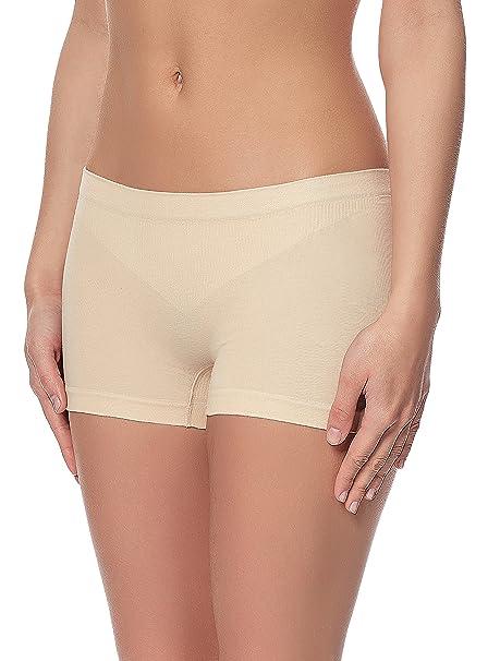 Merry Style Pantalones Cortos Shorts Ropa Interior Mujer MSDS60: Amazon.es: Ropa y accesorios