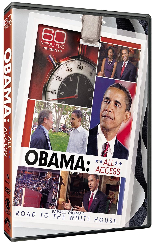Amazon 60 Minutes Presents Obama All Access