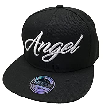Angel   Devil Snapback Set USA Cap Kappe Basecap Mütze Trucker Cappy Kult  Partner Look (Angel)  Amazon.de  Bekleidung 574379feda